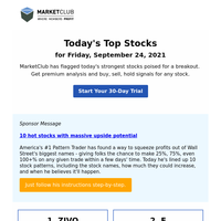 Today's Top Stocks: ZIVO, F and more