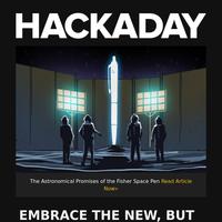Hackaday Newsletter 0x21