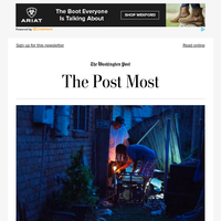 The Post Most: Living without power in the wake of Hurricane Ida