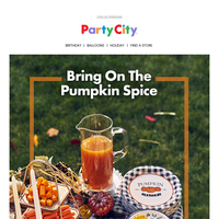 Make Your Fall Party Planning as Easy as Pie 🥧