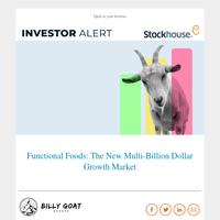 Functional Foods: The New Multi-Billion Dollar Growth Market