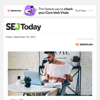 SEJ Today: Google: Extra Content Not Always Needed For Category Pages