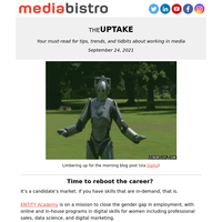 Robot writers + How To Pitch returns