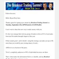 (BPA Summit): How we get 8X gains.