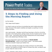 5 Steps to Finding and Using the Morning Report