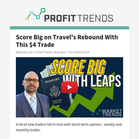Score Big With This $4 Trade