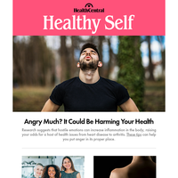 What Anger Does to Your Health