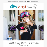 Easy DIY Halloween Costumes + 20 Colorful Hanging Baskets for Fall
