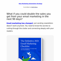 Sales and Marketing Automation Just Got Better