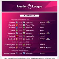 MW6: Chelsea v Man City   Arsenal v Spurs 🤤🔥