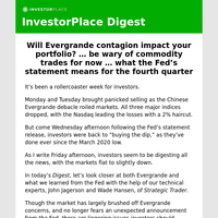 The Post-Mortem on Evergrande and the Fed
