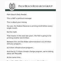 Biden Set To Trigger $8 Trillion Money Shift