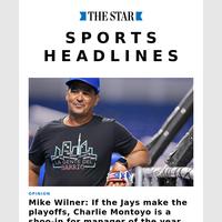 Today's Sports Headlines