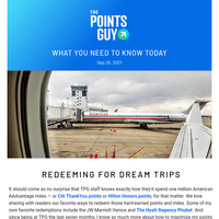 ✈ How TPG Staffers Would Spend 1 Million American AAdvantage Miles & More Daily News From TPG ✈