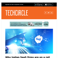 Why SAAS firms get the big bucks; FR at Indian airports; Twitter to support crypto; Identity attacks on the rise; Bollywood turns to NFTs