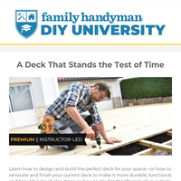 Discover why this deck lasts longer.