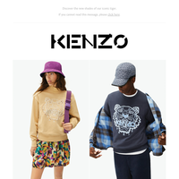 KENZO 🐯 : the most famous one.