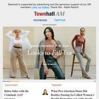 Townhall Daily - Sep 25 - Katie Pavlich,Kurt  Schlichter,Larry O'Connor,Brad Slager,Gabriella Hoffman and More