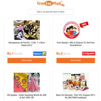 Trending Deals & Freebies for Today - 25th September 2021