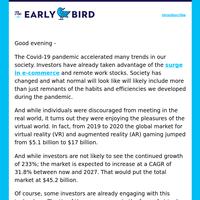 7 Virtual Reality Stocks To Watch