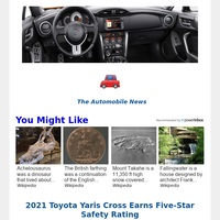 Hey, Your Top Automobile News for September  25, 2021