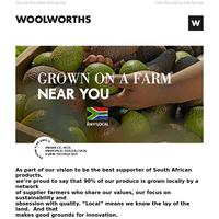 More reasons to love Woolies avos!