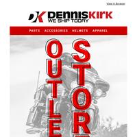 Find all your favorite brands at DennisKirk.com