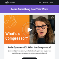 New tutorials on compression, automation, & more