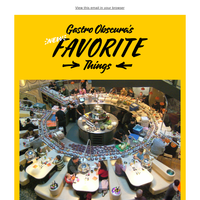 Sushi carousels, burger trains, and contact-free dining