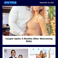 Couple Splits 4 Months After Welcoming Baby