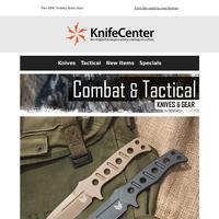 Combat/Tactical Essentials!