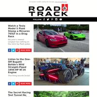 Watch a Tesla Model S Plaid Stomp a McLaren 765LT in a Drag Race