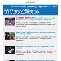 🔥 Nintendo 64 games come to Switch Online in new premium membership tier - TweakTown Daily