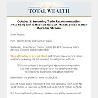 24-month billion-dollar revenue stream