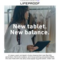 They're here — iPad + WĀKE