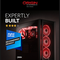 See what the world is saying about ORIGIN PC!