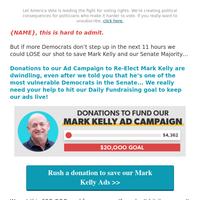 [Mark Kelly] Plea to New York