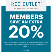Members: Save an Extra 20% on Top Brands