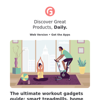 The ultimate workout gadgets guide