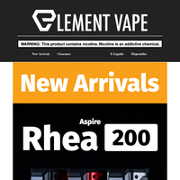 New Vape Gears For You