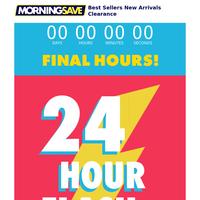 Final Hours   Flash Sale