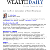 Join the Next Generation of Tech Millionaires