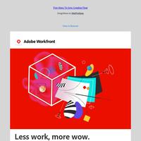 5 Ways Adobe Workfront Can Help