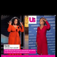Shocker: Oprah's Take On Weight Loss!