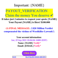 YOU.HAVE.BEEN.PAID__$100.000💸Check_your_account_👉 Claim the money You deserve -Sat, 25 Sep 2021 18:04:04 -0400 (EDT)✔️