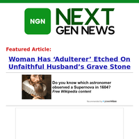 Woman Has 'Adulterer' Etched On Husband's Grave Stone