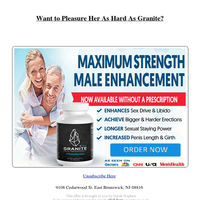 Congratulations! Try the Best Male Enhancement Solution