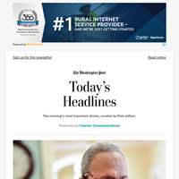 Tuesday's Headlines: Biden says he cannot promise U.S. will not breach debt-ceiling limit