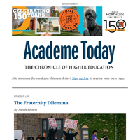 Academe Today: Would Abolishing Frats Actually Reduce Campus Sexual Assault?