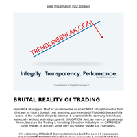 COLD HARD Facts About Trading Successfully